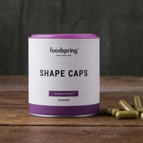 produit foodspring pour perdre du poids