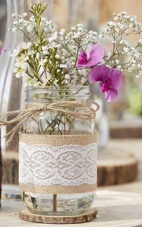 bocal centre de table décoration mariage amazon