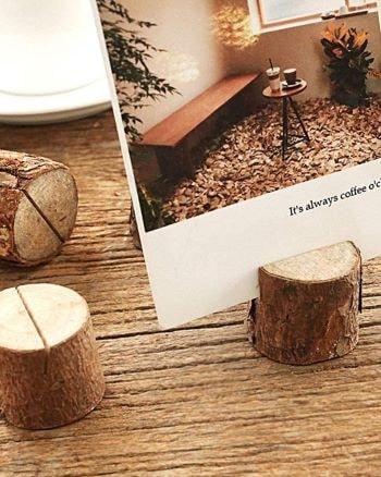 marque place en bois sur amazon