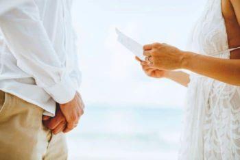 Comment rédiger des vœux de mariage Mémorables ?